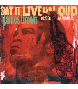 Say It Live And Loud: Live In Dallas 08.26.68 (2 LP)