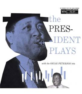 The President Plays With The Oscar Peterson Trio (1 LP)