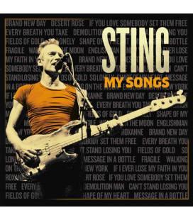 MySongs (1 CD Deluxe Limitada)