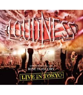 Live In Tokyo (2 CD+1 DVD)