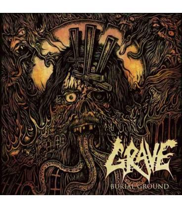 Burial Ground (1 LP)