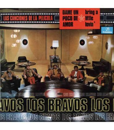 Dame Un Poco De Amor (1 LP+Tarjeta De Descarga)