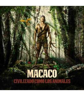 Civilizado Como Los Animales (1 CD)