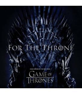 B.S.O. For The Throne - Music Inspired By The Hbo Series Game Of Thrones (1 CD)