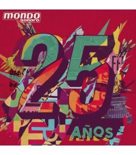 Mondo Sonoro 25 años (2 CD)
