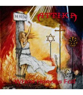 When Heroes Fall (1 CD)