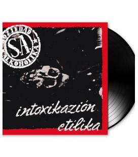 Intoxikazión Etílika (1 LP)