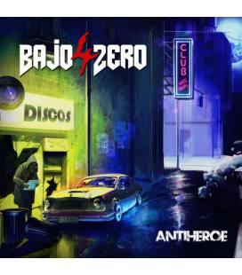 Antihéroe (1 CD)