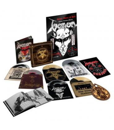 In Nomine Satanas (BOX: 8 LP+Picture Disc+Libro+Posters)