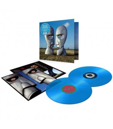 The Division Bell (2 LP Azules)