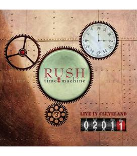 Time Machine 2011:Live In Cleveland (4 LP)