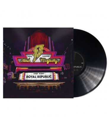Club Majesty (1 CD+1 LP)