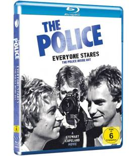 Everyone Stares - The Police Inside Out (1 Blu-Ray)