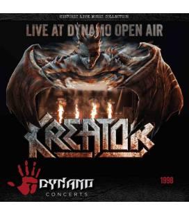 Live At Dynamo Open Air 1998 (1 CD)