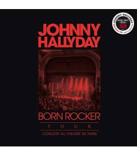 Born Rocker Tour (Live Au Thèatre De Paris) (2 LP)