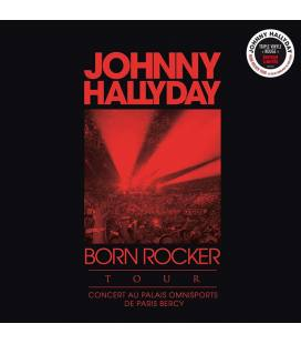 Born Rocker Tour (Live Bercy 2013) (3 LP)