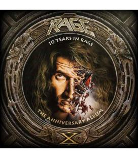 10 Years In Rage (2 CD)
