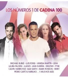 Los Nº 1 De Cadena 100 de 2019 (2 CD)