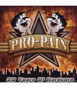 20 Years Of Hardcore-CD+DVD