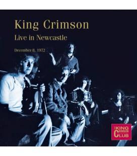 Live In Newcastle, 8 December 1972 (1 CD)