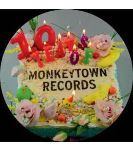 Ten Years Of Monkeytown (1 LP EP)