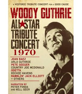 Woody Guthrie: All-Star Tribute Concert 1970 (1 DVD)