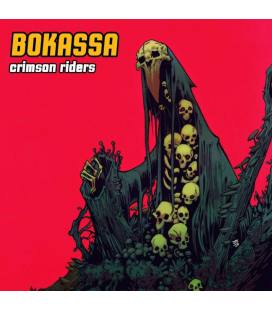 Crimson Riders (1 LP)