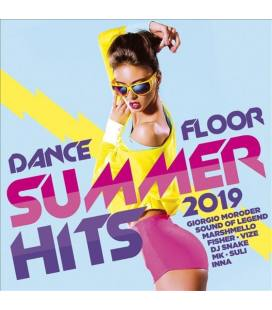 Dancefloor Summer Hits 2019 (2 CD)