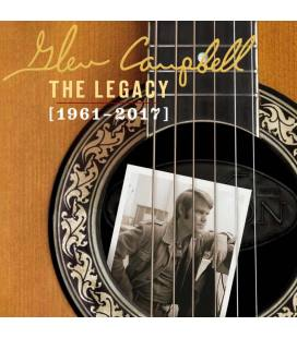 The Legacy (1961-2017) (Box Set: 4 CD)