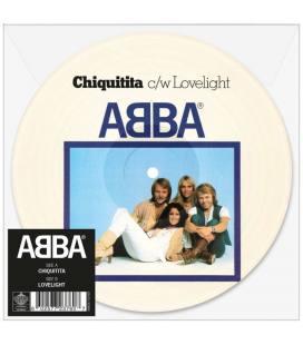 """Chiquitita (Voulez-Vous 40th Anniversary Format) (1 LP Picture Limited 7"""")"""