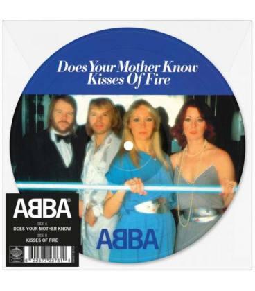 "Does Your Mother Know (Voulez-Vous 40th Anniversary Format) (1 LP Picture 7"")"