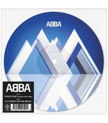"""Voulez-Vous Extended Dance Mix (Voulez-Vous 40th Anniversary Format) (1 LP Picture Limited 7"""")"""
