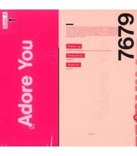 """Adore You (1 LP 10"""")"""
