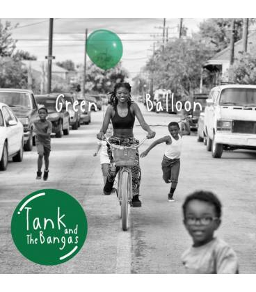 Green Balloon (1 CD)