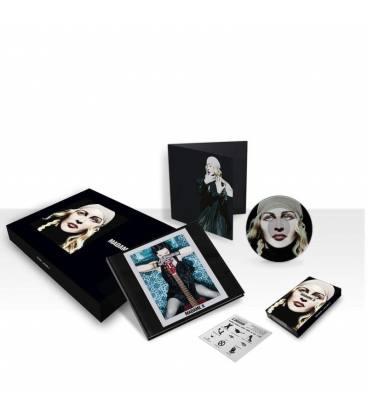 Madame X (Box Set: 2 CD+Cassette+LP Picture)