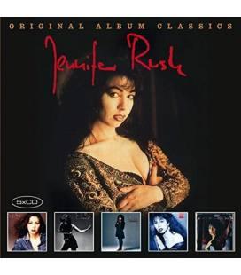 Original Album Classics de Jennifer Rush (5 CD)