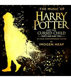 B.S.O. The Music Of Harry Potter And The Cursed Child - In Four Contemporary Suites (2 LP)