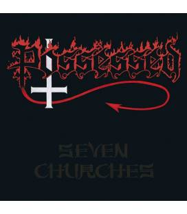 Seven Churches (1 LP)