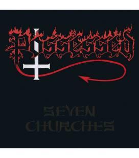 Seven Churches (1 LP)