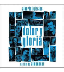 B.S.O. Dolor y Gloria (2 LP)
