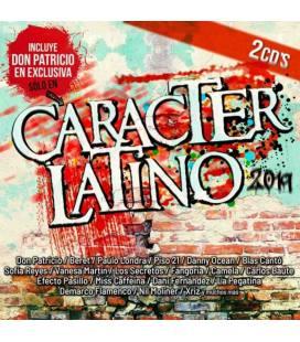 Carácter Latino (2 CD)