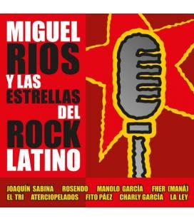 Miguel Ríos Y Las Estrellas Del Rock Latino (1 CD)