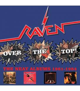 Over The Top! The Neat Albums 1981-1984 (4 CD)