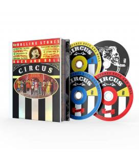 Rock and Roll Circus (2 CD+1 DVD+1 BLU RAY)
