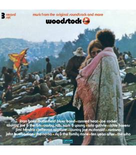 Woodstock: Music From The Original Soundtrack And More (3 LP)