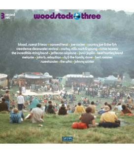Woodstock III (3 LP)