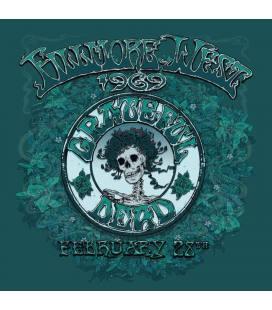 Fillmore West, San Francisco, Ca 2/28/69 (5 LP)