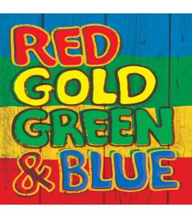 Red Gold Green & Blue (1 CD)