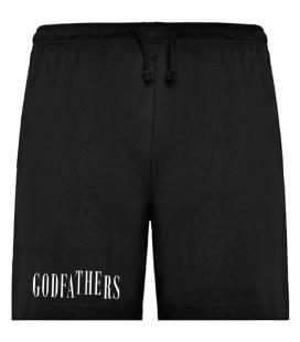 The Godfathers Logo Bermudas