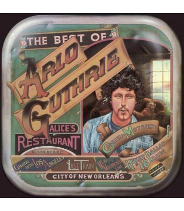 The Best Of Arlo Guthrie (1 LP)